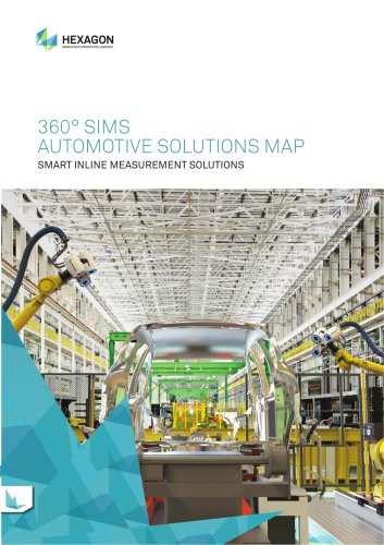 360° SIMS Automative Solutions Map