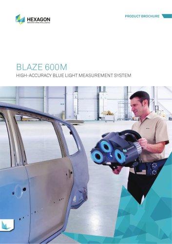 BLAZE 600M Brochure
