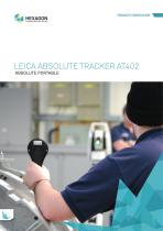 Leica Absolute Tracker AT402 Brochure