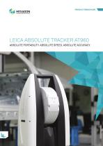 LEICA ABSOLUTE TRACKER AT960 Brochure