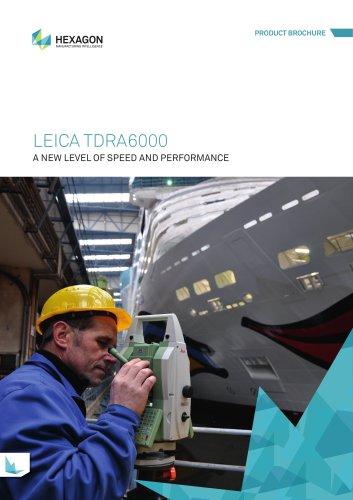 Leica TDRA6000 Brochure