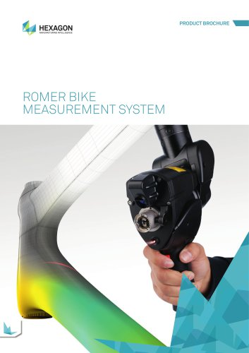 ROMER Bike Measurement System Brochure