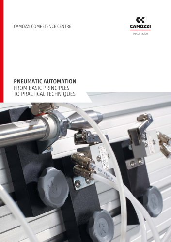 Pneumatic automation from basic principles to practical techniques EN