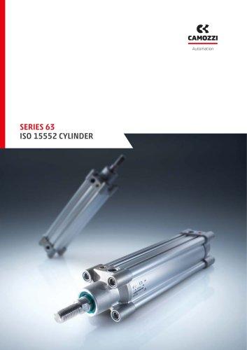 Series 63 ISO 15552 cylinder EN