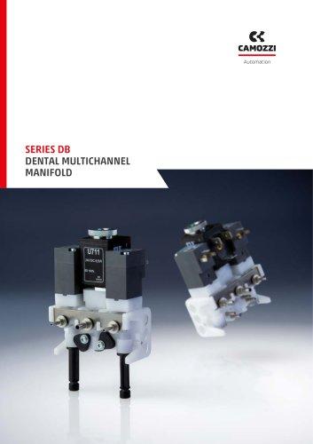 Series DB-Fluid Multichannel Manifold EN