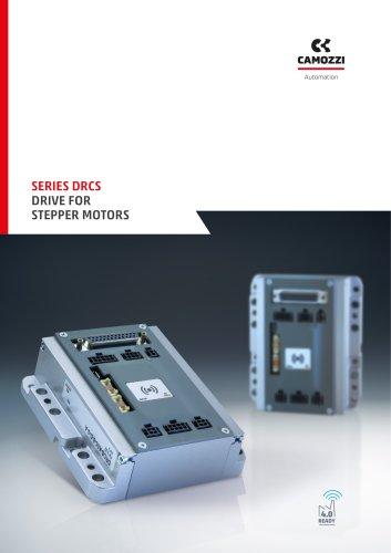 Series DRCS drive for stepper motors EN