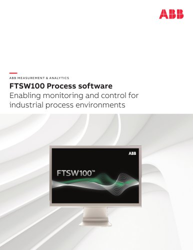 FTSW100 Process software