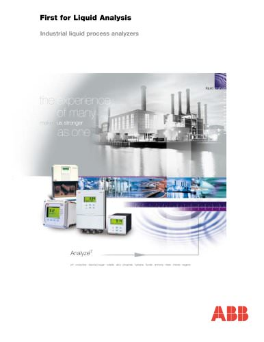 PH/Redox (ORP) Sensor for Critical Processes