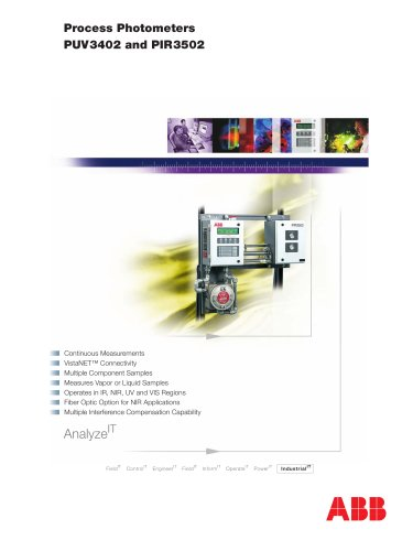 process photometer