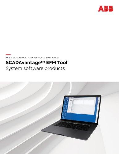 SCADAvantage™ EFM Tool