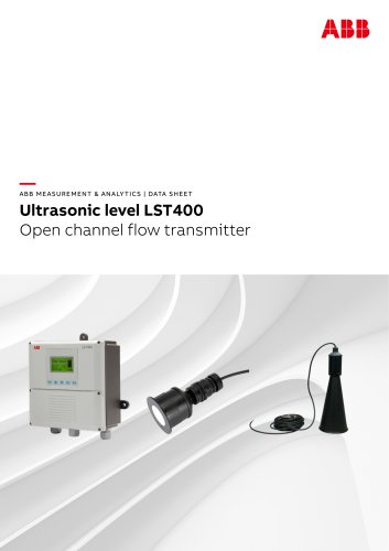 Ultrasonic level LST400