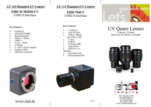 EHD UV Lens