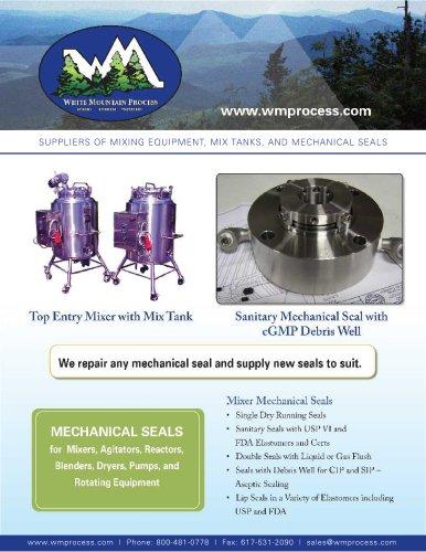 Mechanical Seal Brochure