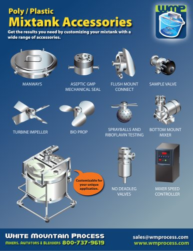 Poly Mix Tank Accessories Flyer