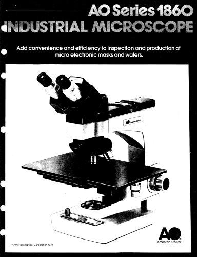 Epistar Series 1860 Microscope