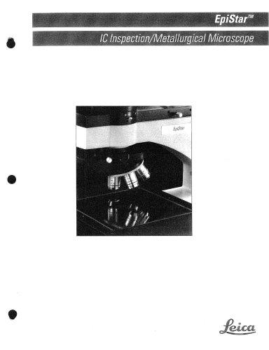 Epistar Series 2560 Microscope
