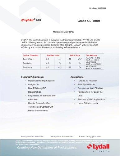 LydAir® MB CL 1909