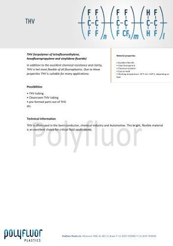 Datasheet material: THV
