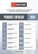 Full Product Catalog 2018