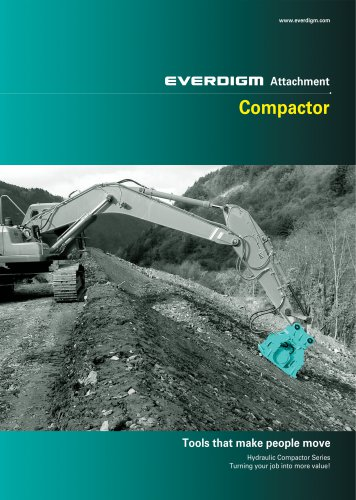 Attachement Compactor Catalogue