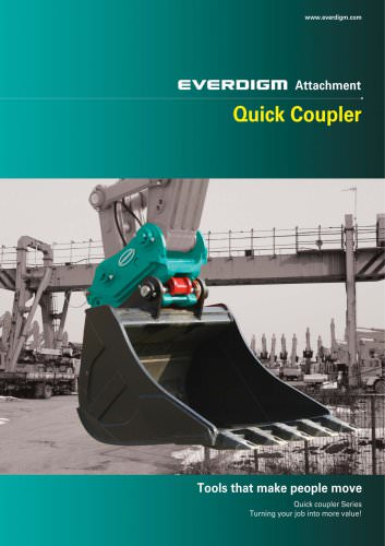 Attachment Quickcoupler