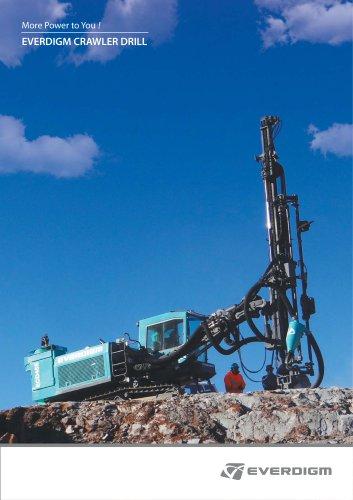 DTH drill rigs