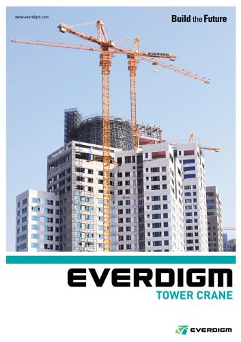 EVERDIGM TOWER CRANE