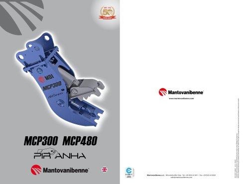 Mini Pulveriser MCP