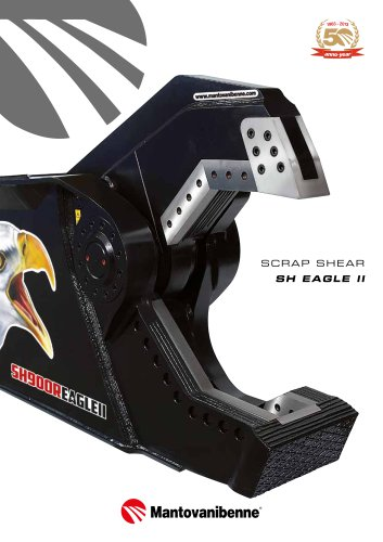 SCRAP SHEAR SH EAGLE II