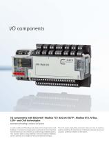 C|Logline - Intelligent components for systems and switch cabinets - 16