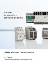 C|Logline - Intelligent components for systems and switch cabinets - 8