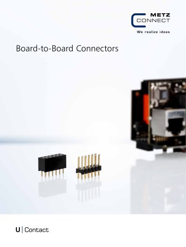 U|Contact - Board-to-Board Connectors