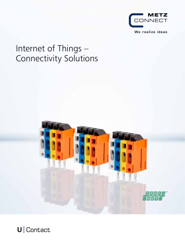 U Contact - Internet of Things – Connectivity Solutions