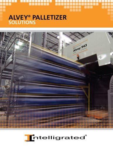 Alvey Palletizer Solutions