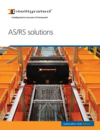 AS/RS solutions