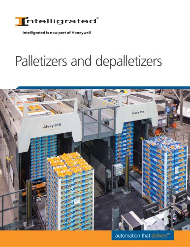 Palletizers and depalletizers