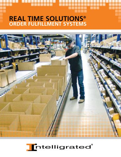 Real Time Solutions Order Fulfillment Systems