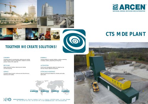 CTS MDE PLANT