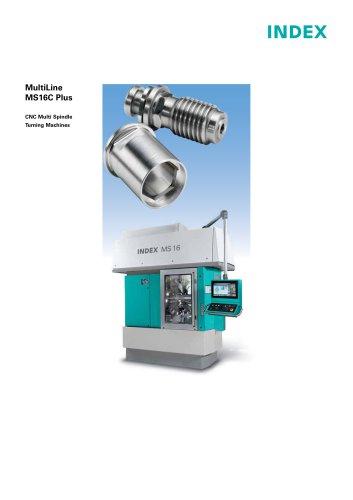 MultiLine MS16C Plus