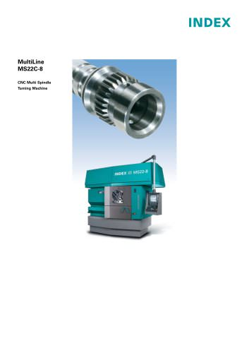 MultiLine MS22C-8