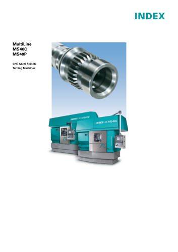 MultiLine MS40C MS40P