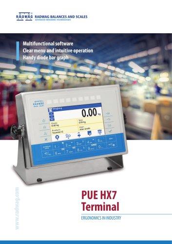 PUE-HX7-Terminal