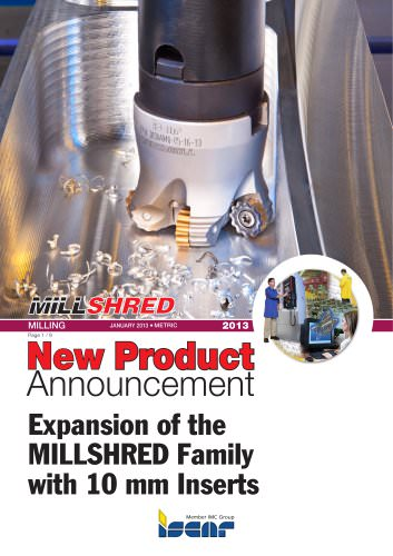Expansion of the MILLSHRED Family