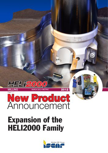 Expansion of the HELI2000 Family