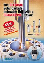 Solid Carbide Chamfering tool