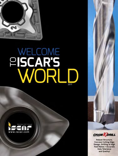 Welcome to ISCAR world