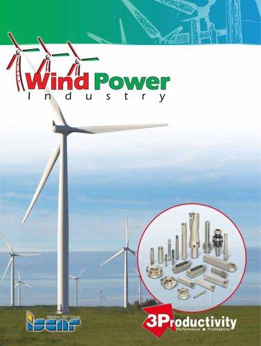 Wind power industry
