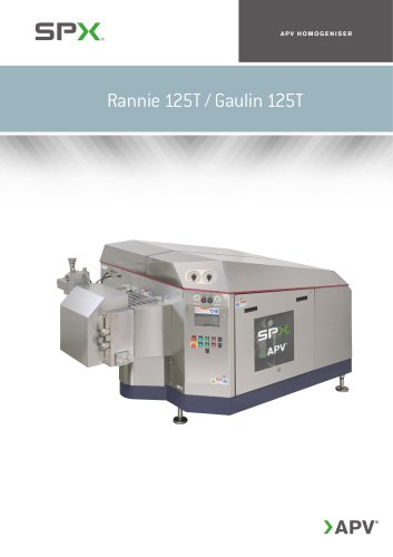 Rannie/Gaulin type 125T
