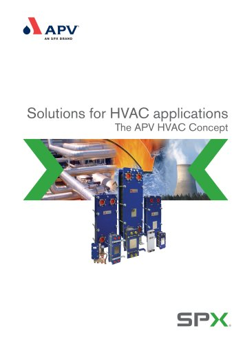 Solutions for HVAC applications