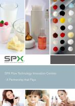 SPX Flow Technology Innovation Centres
